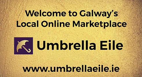 Umbrella Eile Galway's Local Online Marketplace