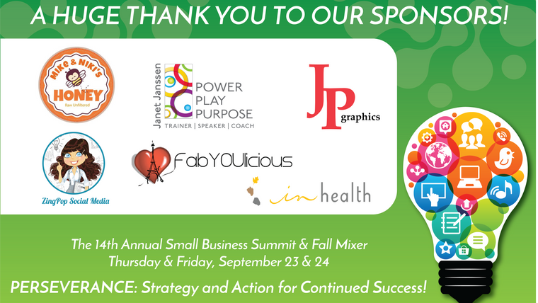 14th Annual Fall Mixer and Small Business Summit