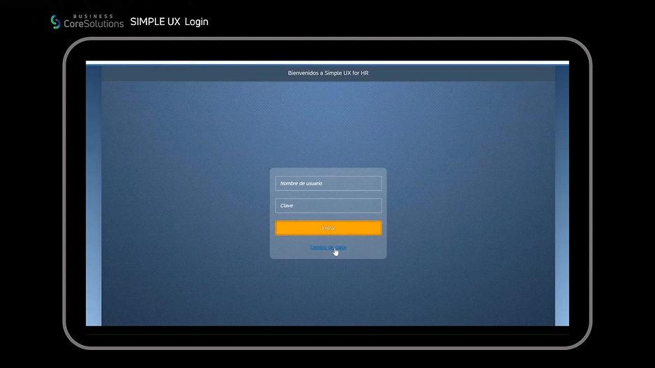 Simple UX for HR /Galería