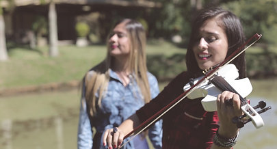 Letícia e Vanessa - Minhas Raízes