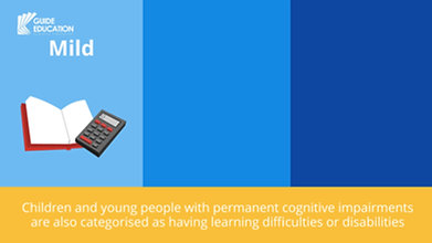 Learning Disabilities - Cognition and Learning