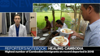 Cambodian refugees deported back to nation 40 years after Khmer Rouge genocide
