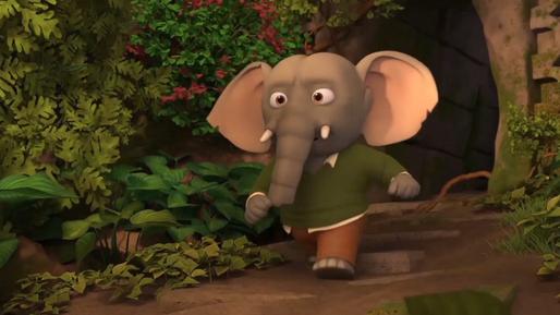 Den utrolige historie om kæmpestore pære - Trailer