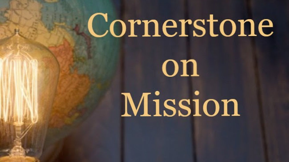 Cornerstone Missionaries
