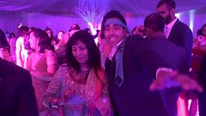 Videography by Mike Cantarell - Priya & Karan Reception Highlights