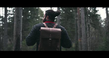 Gusti Leder backpack