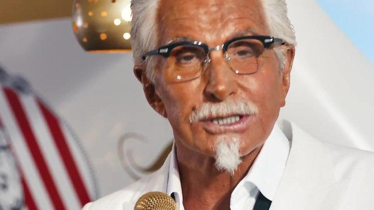KFC - George Hamilton