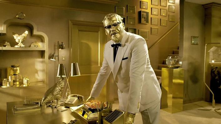 KFC Super Bowl 50 Commercial