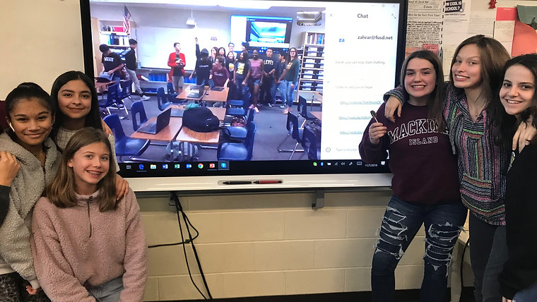 Teach4Endurance in the Classroom