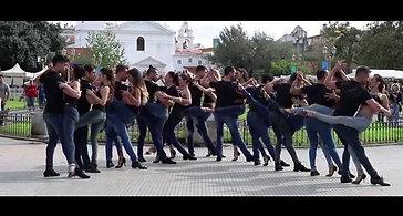 Tango Nuevo Cabaret Company Buenos Aires Escolaso by Astor Piazzolla