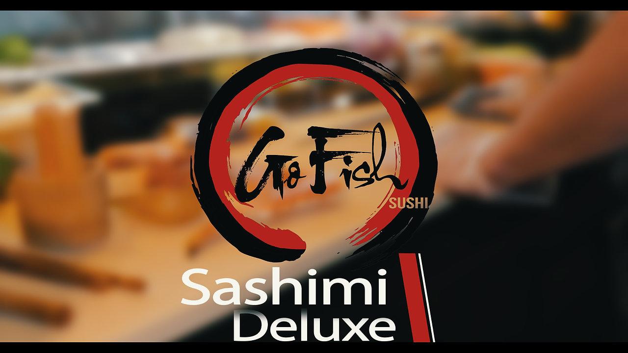 Go Fish Sushi Sashimi Deluxe