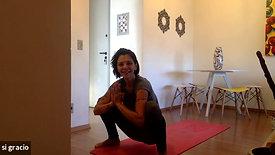 Aula Hatha Yoga - Si Gracio