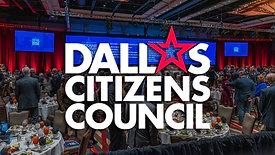 Corporate Event Video | Corporate Non-Profit Fundraiser Luncheon Highlights - Dallas Citizen's Council at Omni Dallas