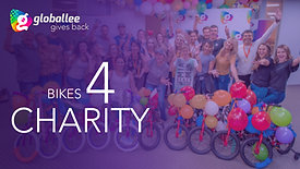 Corporate Team Building | Bikes for Charity - Highlight Video - Globallee, Dallas, TX