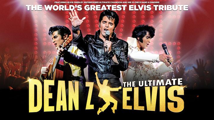 Dean Z - The Ultimate Elvis
