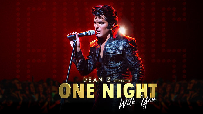 """""""One Night With You"""" starring Dean Z - The Ultimate Elvis"""