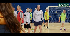 Inaugural Cross-border FAI-IFA Walking Football Festival