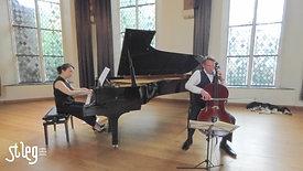 stAeg LIVE: Sebastiaan de Rode (cello) en Naomi Tamura (piano)