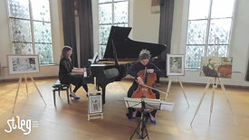 stAeg LIVE: Oihana Aristizabal Puga (cello) en Lineke Lever (piano)
