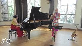 stAeg LIVE: Duo Ijlstra-García (saxofoon en piano)