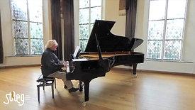 stAeg LIVE: Jasper van 't Hof (piano)