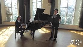 stAeg LIVE: Francien Post (fluit) en Corien van den Berg (piano)