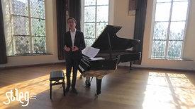 stAeg LIVE: Wouter Harbers (piano)