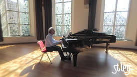 stAeg LIVE: Marcel Worms (piano)