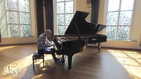 stAeg LIVE: Daniël van der Hoeven (piano)
