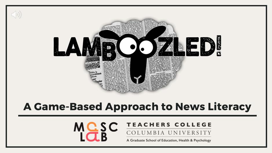 lamboozled video slideshow for web