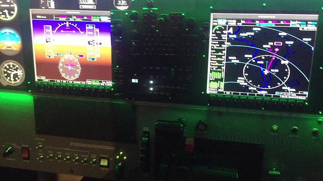 Redbird FMX Flight Simulator @ Wings Field