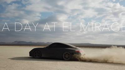 A Day at El Mirage