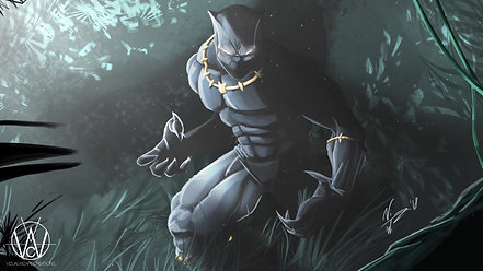 Enter the Jungle (Black Panther)