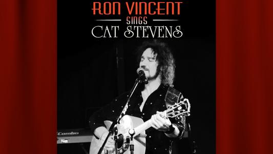 PROMO Ron Vincent Sings Cat Stevens