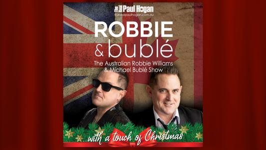 PROMO The Australian Robbie and Bublé Show