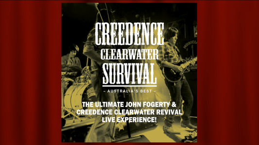 PROMO Creedence Clearwater Survival