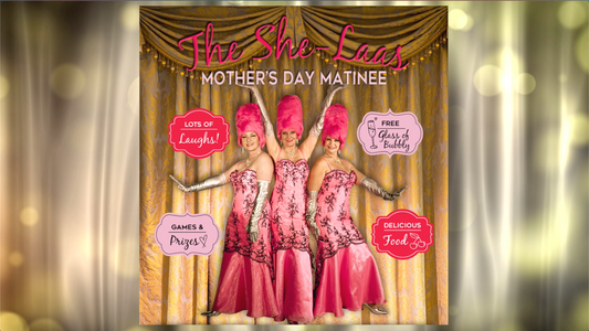 PROMO The She-Laas Mother's Day Buffet