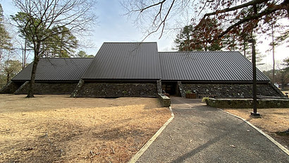 Carl Garner Visitor Center
