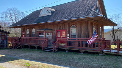 Ruland Junction Toy Train Museum