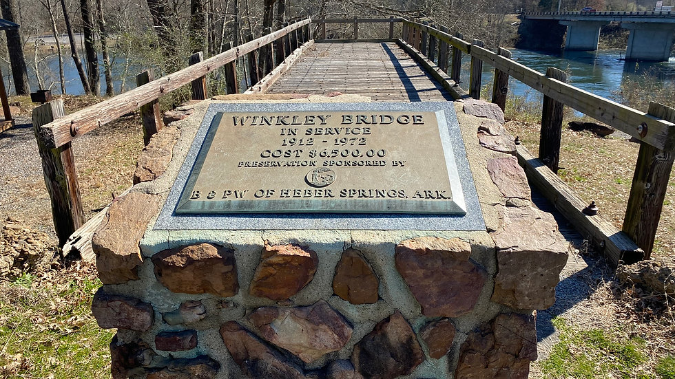Winkley Bridge Site
