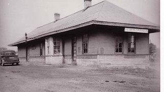 Railroad in Heber Springs