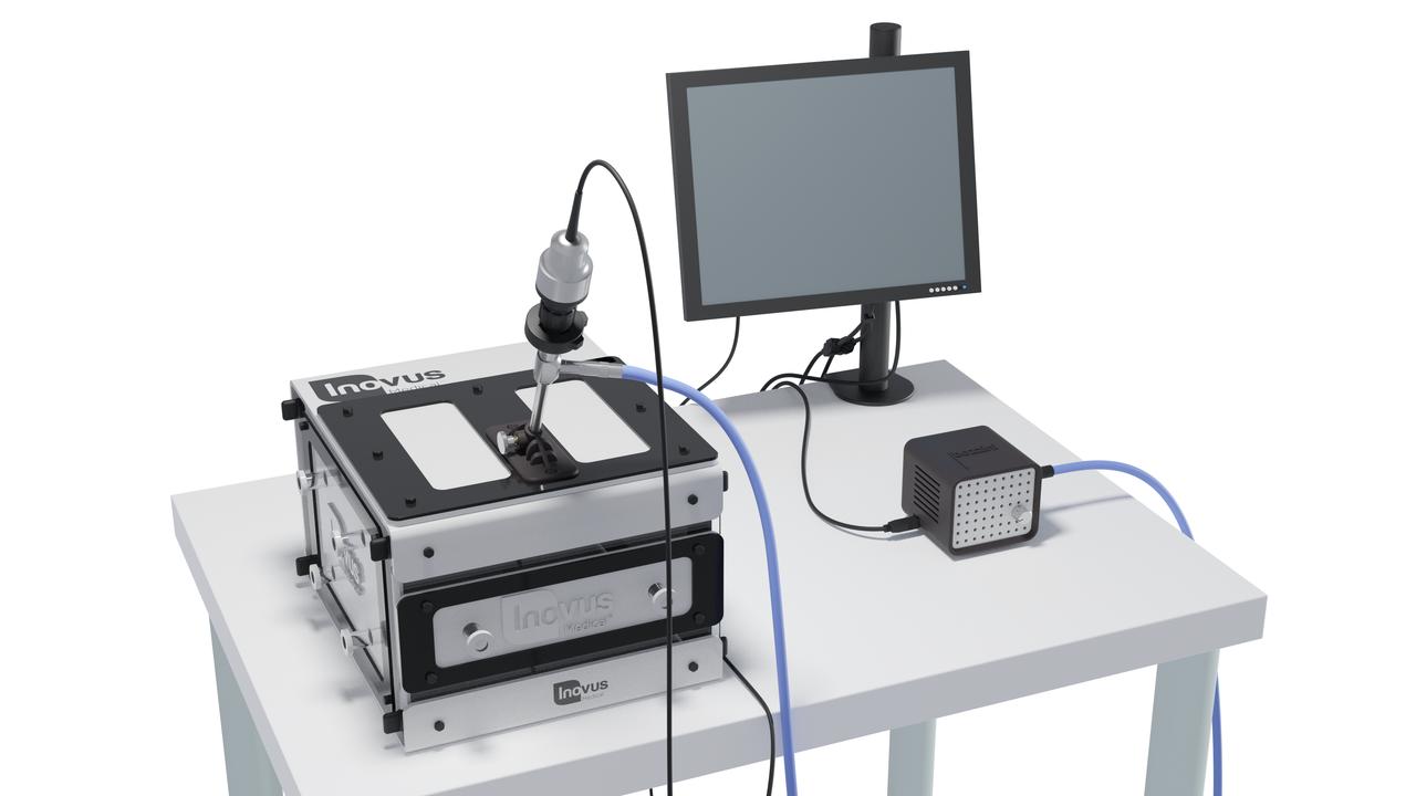 Bozzini Laparoscopic Simulator