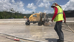 Caguas Bridge Deck Removal