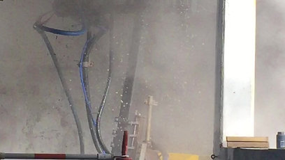 Overhead Demolition