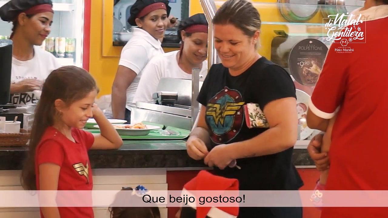 Natal de Gentileza - Shopping Pátio Marabá