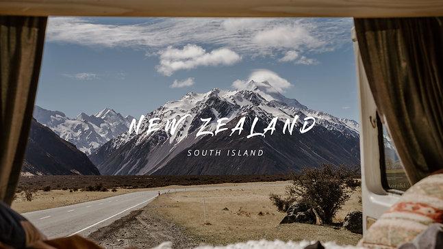 NZ South Island - Part 1