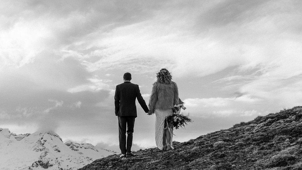 Hailee + Michael | Wedding Film | Glenorchy New Zealand