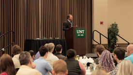 The Nussbaum Group Live Event at The University of North Texas