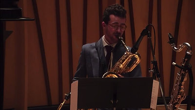 Guildhall Jazz Orchestra does Ellington