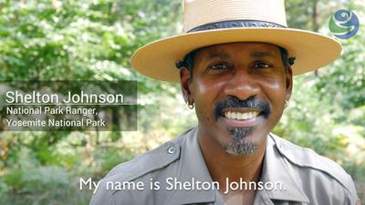 Shelton Johnson on GWS